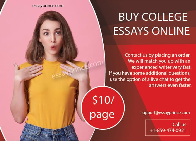 Buying college essays online has never been this cheap.