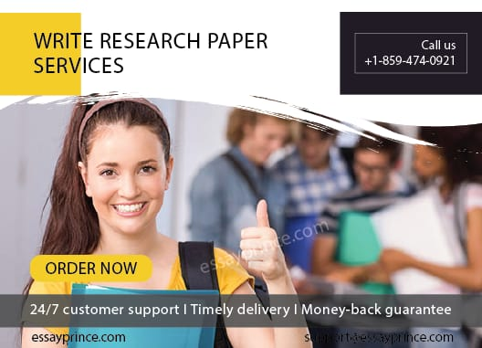 We have the best team to offer research paper services to your satisfaction